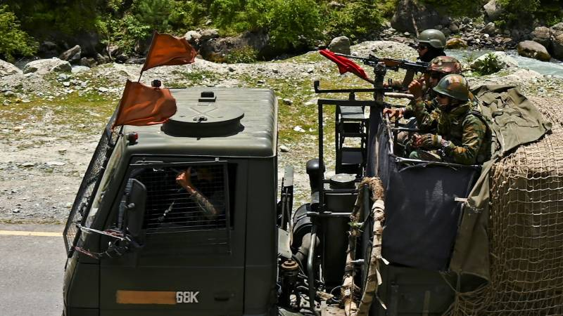 India reinforces flashpoint area as China holds ground: sources