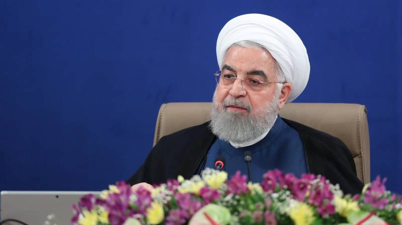 Iran's Rouhani says UN watchdog risks losing independence