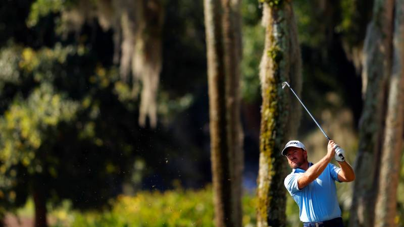 McDowell withdraws from PGA Travelers after caddie tests positive