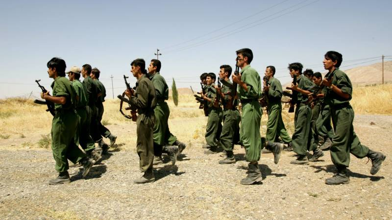 Turkish soldier killed by fire across Iran border