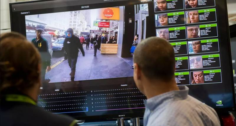 Wrongful arrest based on face recognition system, complaint says