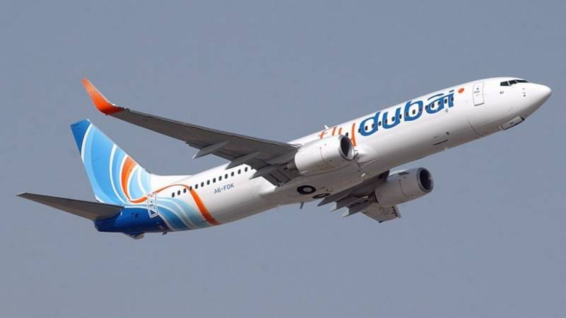 Flydubai airline also suspends flight operation in Pakistan