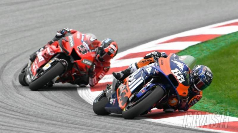 liveira to join KTM in 2021, Petrucci heads for Tech3