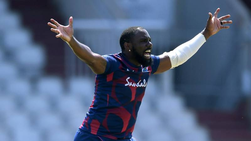 Reifer takes five wickets from 11 balls in Windies warm-up