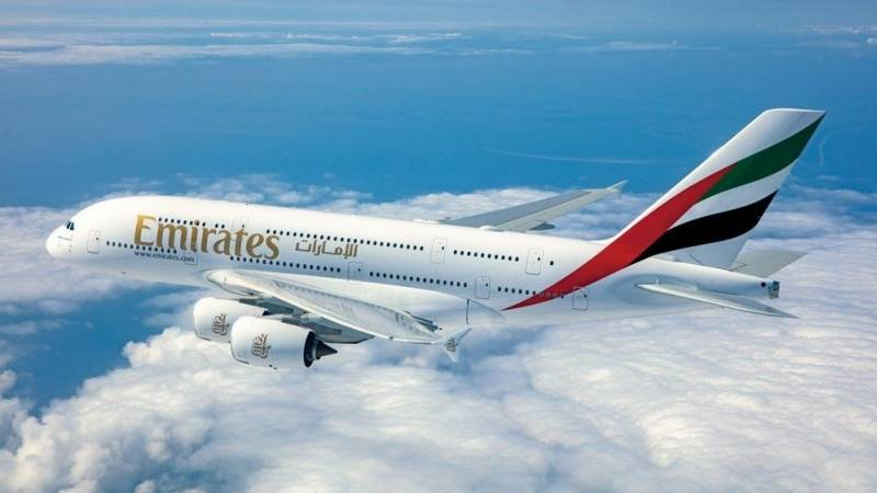 Watch how Emirates Airline modifies passenger plane into freighters