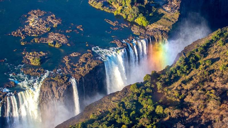 Zambia opens airports as tourism sector 'back to work'