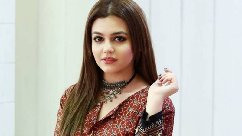 Zara Noor Abbas opens up about her personal struggles with depression