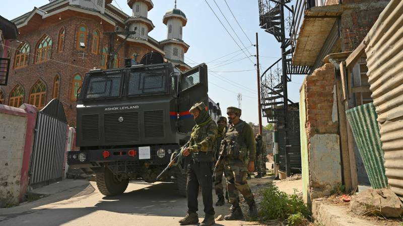 Indian forces martyr five including 6-year-old boy in Held-Kashmir