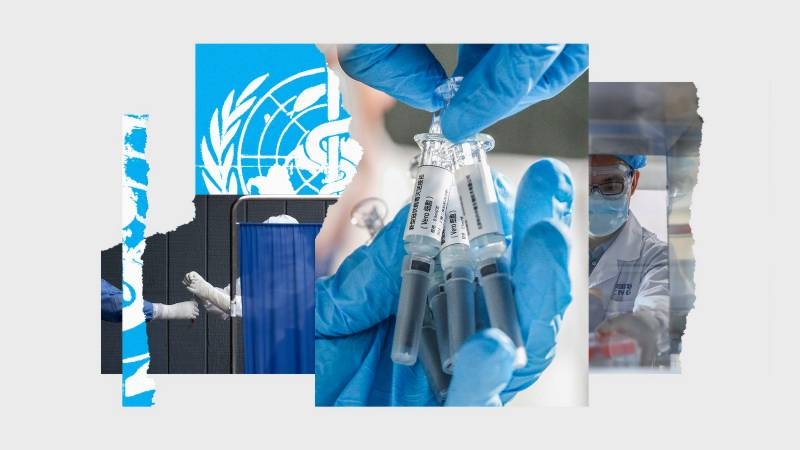 World must work together on health crises: vaccine group chief