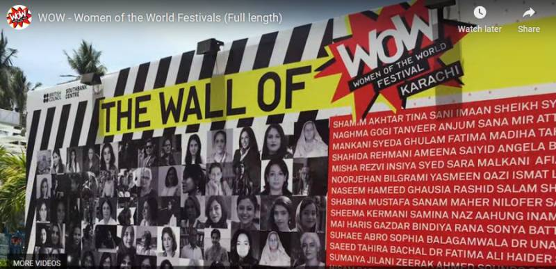 WOW – Women of the World Global Festival goes online