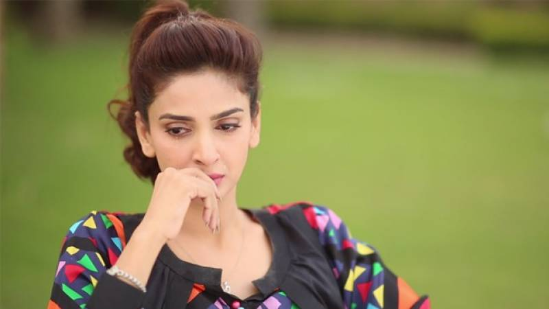 Don't call others psycho, help them, says Saba Qamar