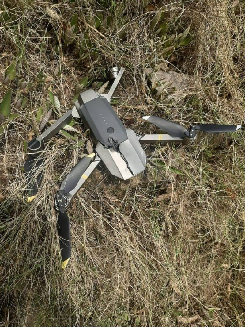 Pakistan Army shoots down yet another Indian spying drone