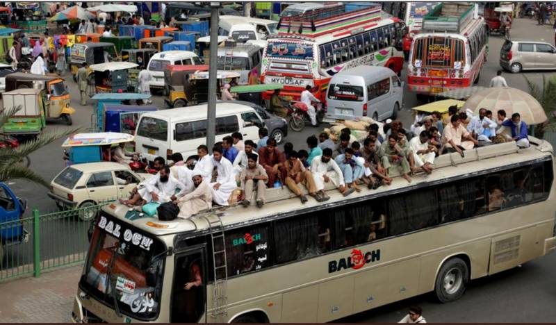 Transporters increase fares after hike in POL prices