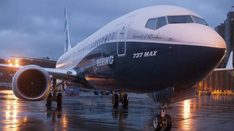 Boeing 737 MAX test flight takes off in Seattle: FAA