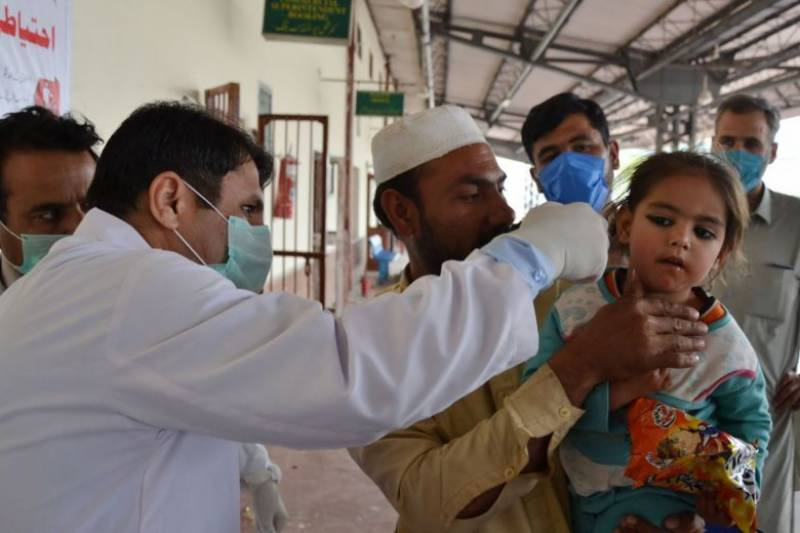 Pakistan reports another 3,557 Covid-19 cases