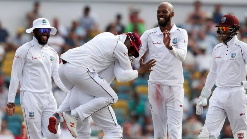 West Indies to wear 'Black Lives Matter' logo for England Tests