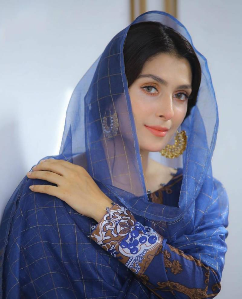 Ayeza Khan gives us major style goals in her new shoot