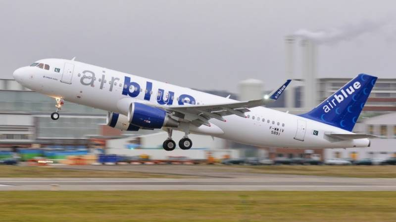 CAA allows Airblue to operate seven special flights from UAE