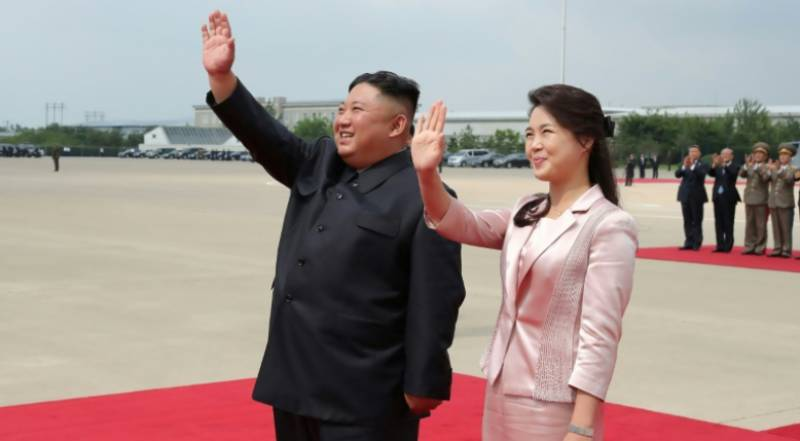 'Dirty' depiction of Kim's wife outraged North Korea