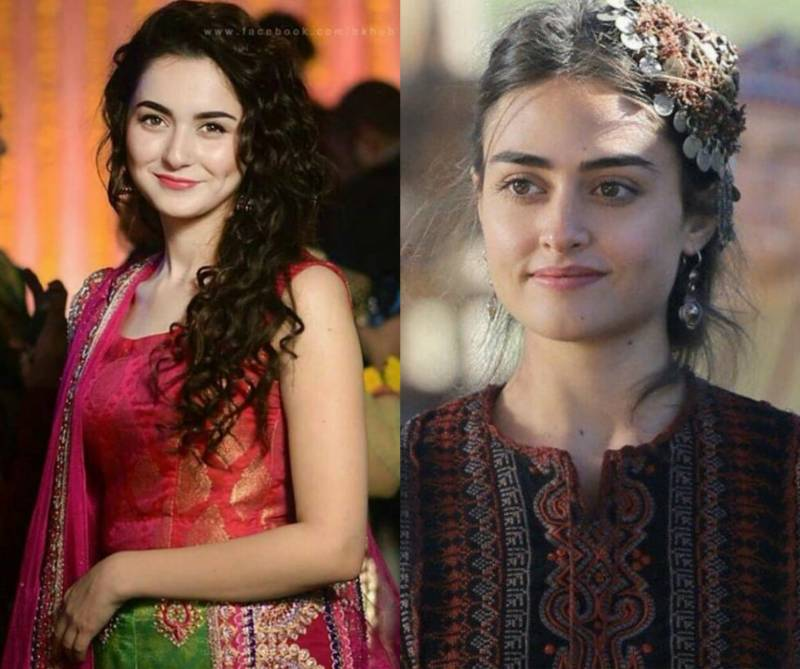 Hania Amir desires to play the role of 'Halime Sultan'