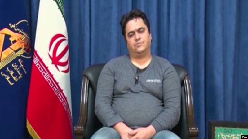 Iran sentences former exiled opposition figure to death