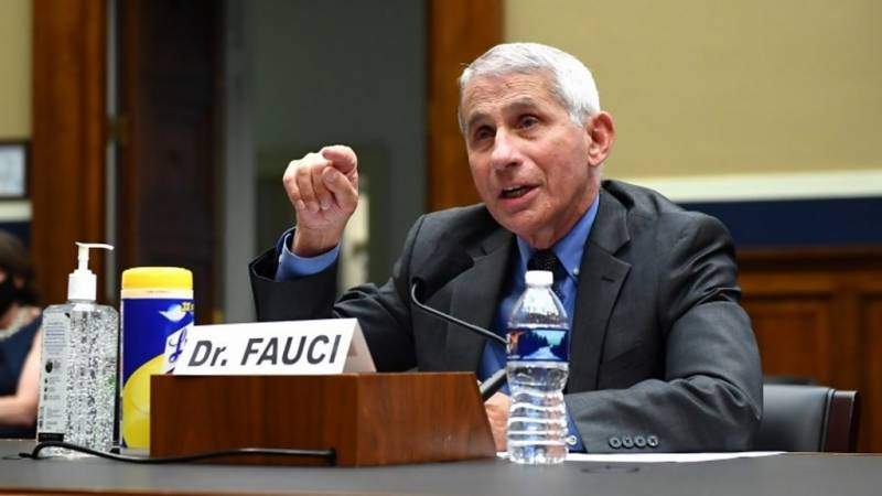 UN blames US could see 100,000 new coronavirus cases a day: Fauci