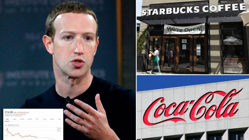 Ad boycott strikes at heart of Facebook's business model