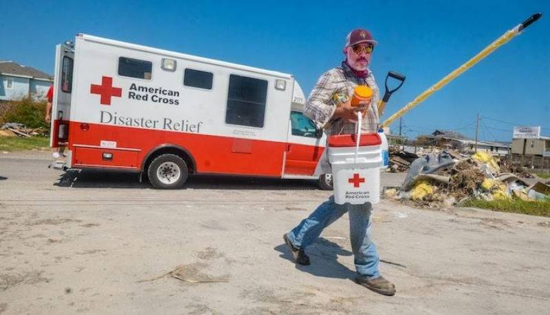 Americas paying 'highest price' for divisive virus response: Red Cross