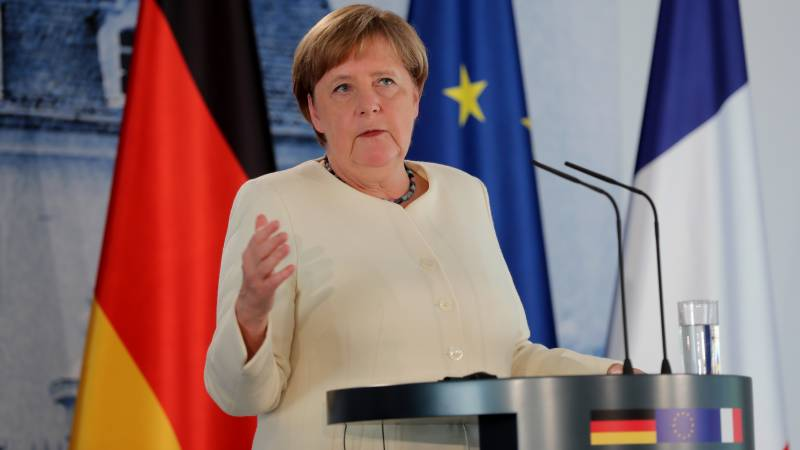 Merkel's legacy at stake as Germany takes EU reins
