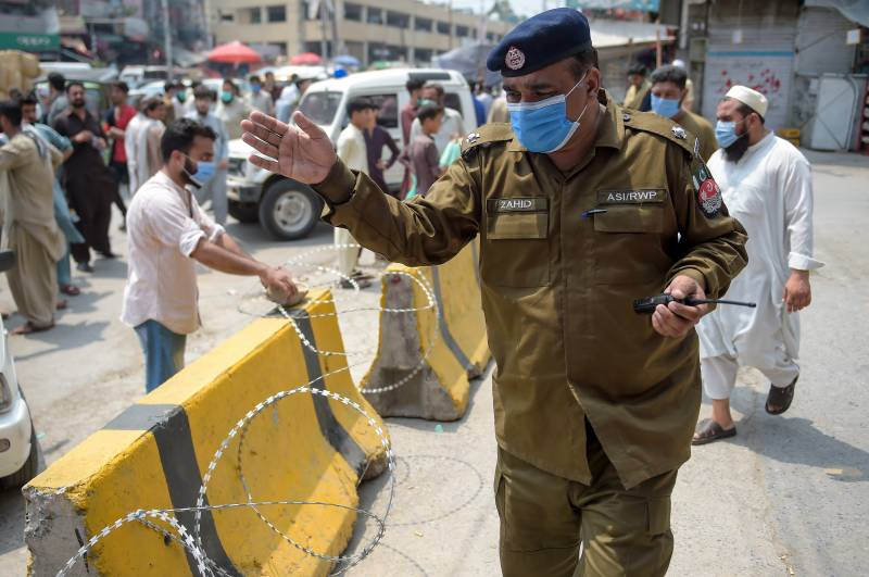Pakistan reports 78 new Covid-19 deaths and 4,473 cases