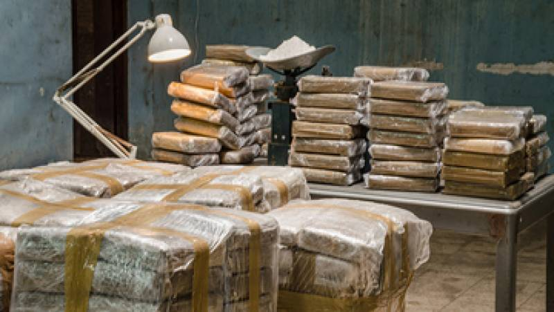 Colombia, US seize 7.5 tonnes of cocaine