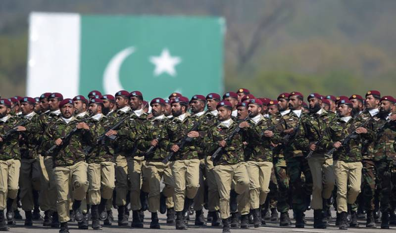 Pakistan Army trashes Indian claims of additional troops at LoC