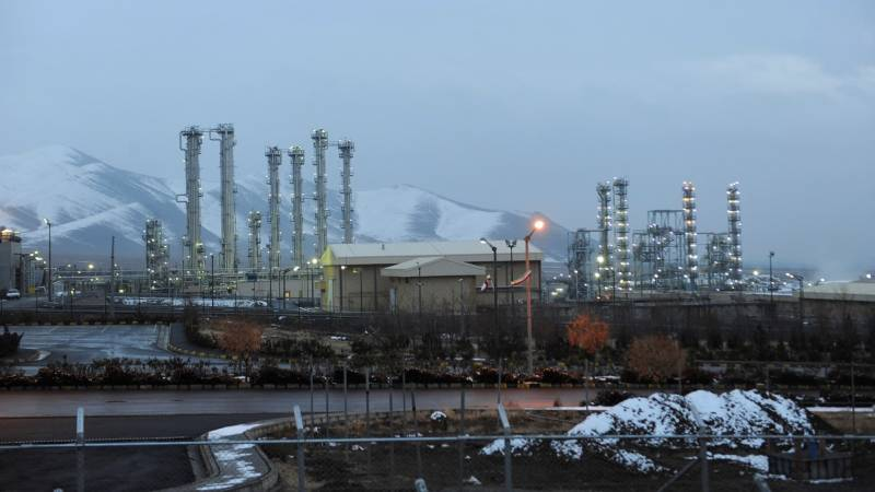 Iran reports accident at 'inactive' nuclear site