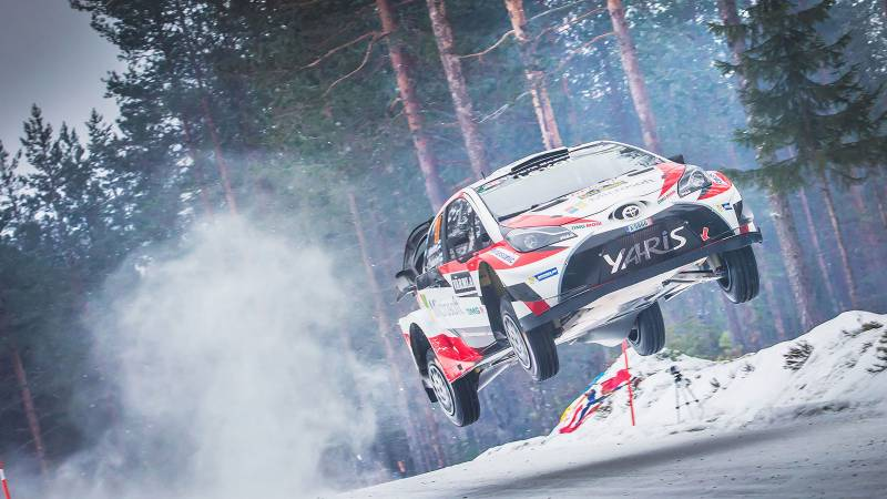 World Rally Championship to resume in Estonia in September