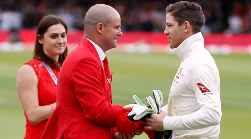 England-West Indies Test dedicated to Strauss charity