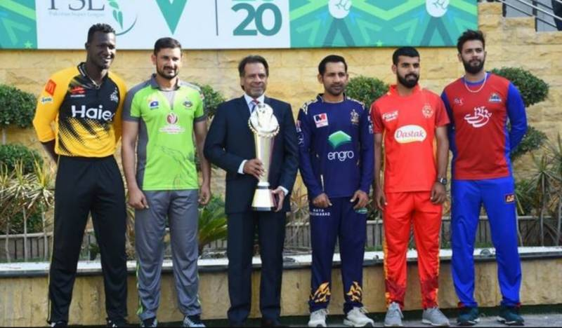 For now, PSL remains stick to conduct remaining 2020 edition matches