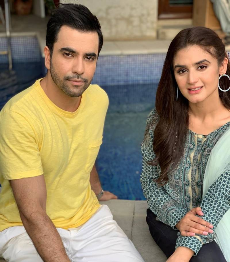 Junaid Khan's chemistry with Hira Mani in 'Kashf' a treat to watch