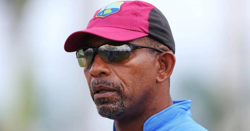 Windies coach Simmons won't be sacked over funeral attendance