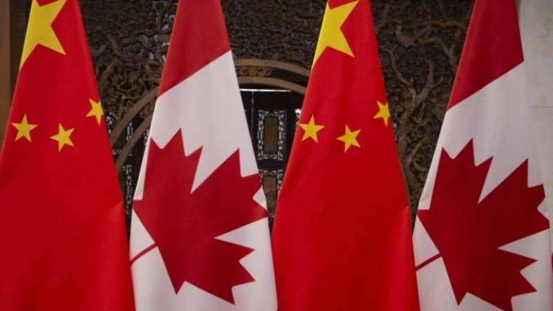 Canada suspends extradition with Hong Kong over China security law