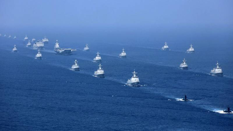 China exercises will 'further destabilize' S. China Sea: US