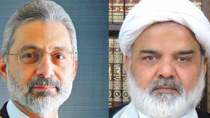 SC rejects apology from man who threatened Justice Qazi Faez Isa