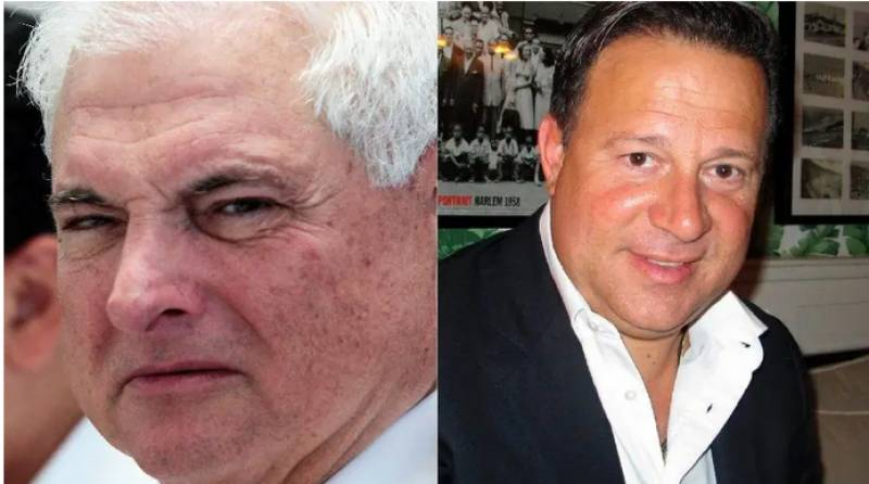 Former Panama presidents charged with money laundering