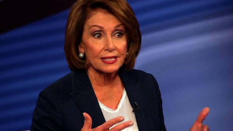 Pelosi says US should sanction Russia for alleged bounty scheme