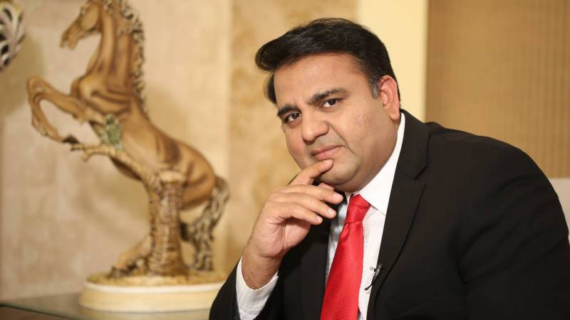 No threat to PTI govt: Fawad Chaudhry
