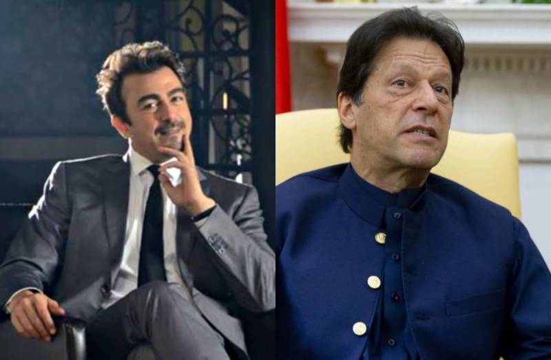 Shaan Shahid urges fans to support PM Imran Khan