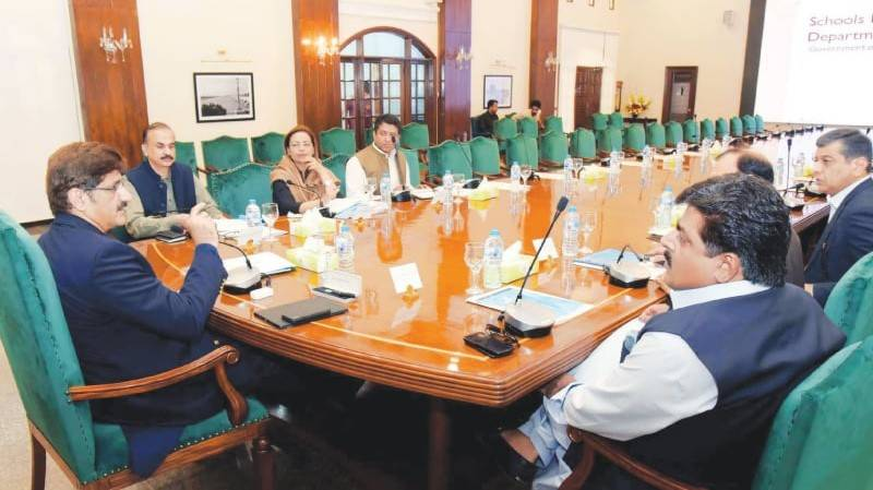 Sindh refuses to introduce Centre's syllabus