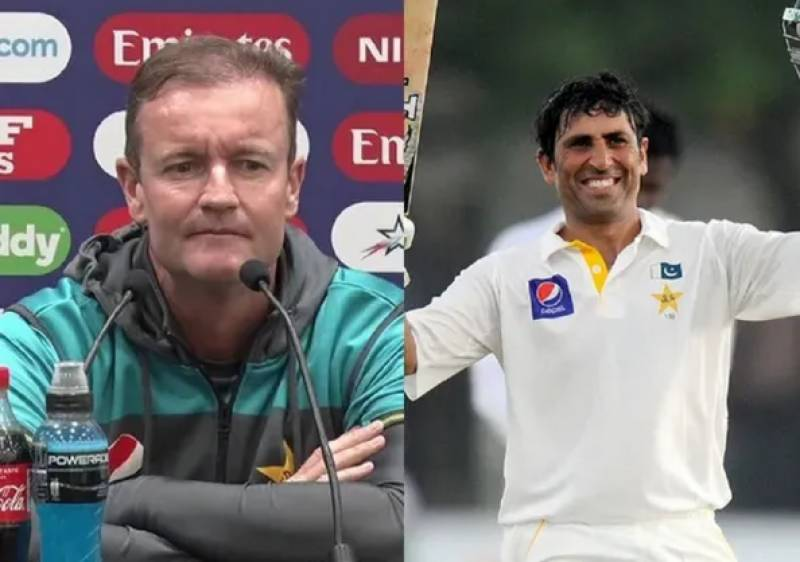 Younis Khan put a knife to my throat, claims Grant Flower