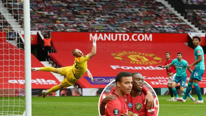 'Exciting times' as five-goal Man Utd thrash Bournemouth to climb into top four