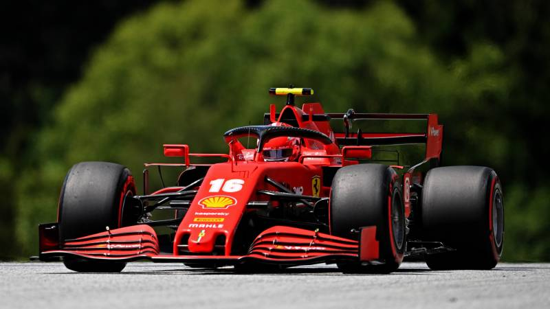 Green light for F1 after negative COVID-19 tests