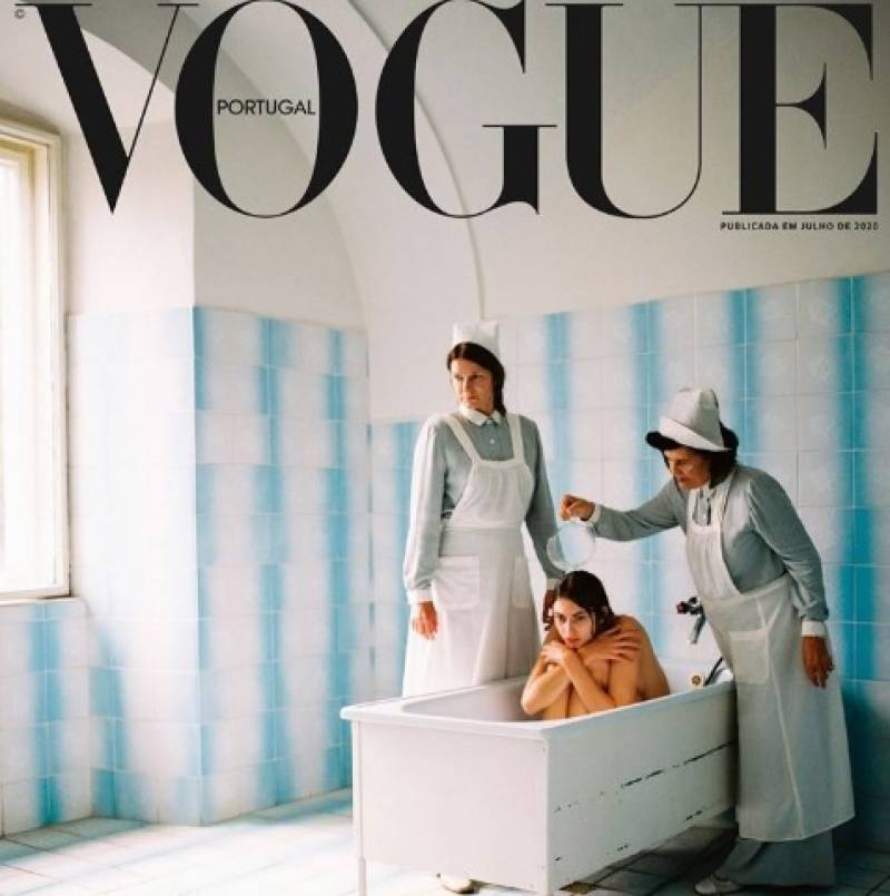 Vogue under fire once again for 'glorification' of mental health
